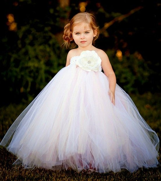 Flower Girl Tutu Dress in Vintage Daydream by TheLittlePeaBoutique: Flowers Girls Dresses, Idea, Vintage Daydream,  Crinolin, Tutu Dresses, Vintage Rose, Flowergirl, Flower Girls, Flowers Girls Tutu