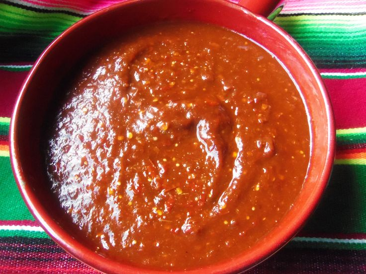 Ingredients: 2 chile ancho 2 chile guajillo 2 chile chipotle (dried peppers), use the canned ones if you cannot find  …  Continue reading →