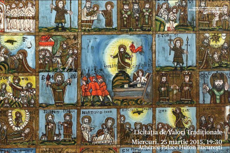 Catalog Artmark Licitatia de Valori Traditionale! Recomandari: Rudolf Schweitzer-Cumpana - Portret de taran, ulei pe placaj pret estimat 600-900 euro.