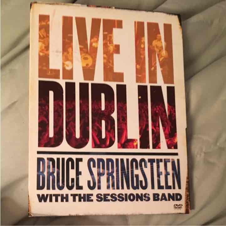 Bruce Springsteen live DVD - Mercari: Anyone can buy & sell