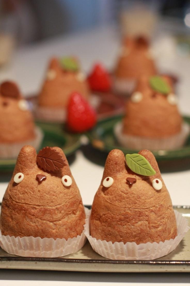Miyazaki cream puff