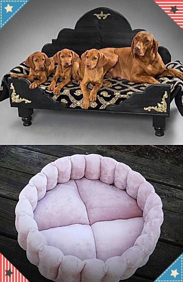 Ultimate Dog Bed Dog Moga Covered Dog Bed Dog Bed Large Elevated Dog Bed