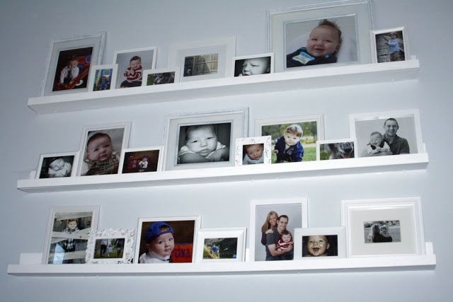 Best 20 Gallery Wall Shelves Ideas On Pinterest
