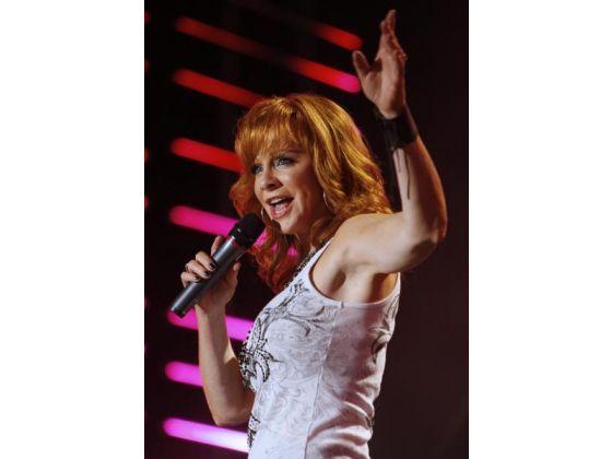 Reba McEntire will perform at Fantasy Springs Resort Casino on Saturday.