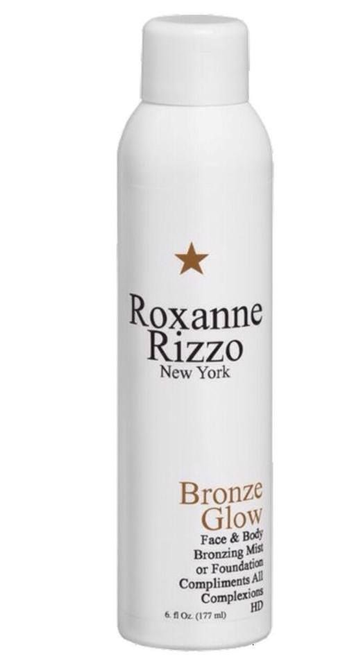 The best spray tan EVER! ROXANNE RIZZO bronze glow tanning spray will be in the shop soon.  Pre-orders are being taken now kathleen@proshopnewtown.com $40/bottle. Multiple bottle discounts of 2 for $75. #proshopnewtown