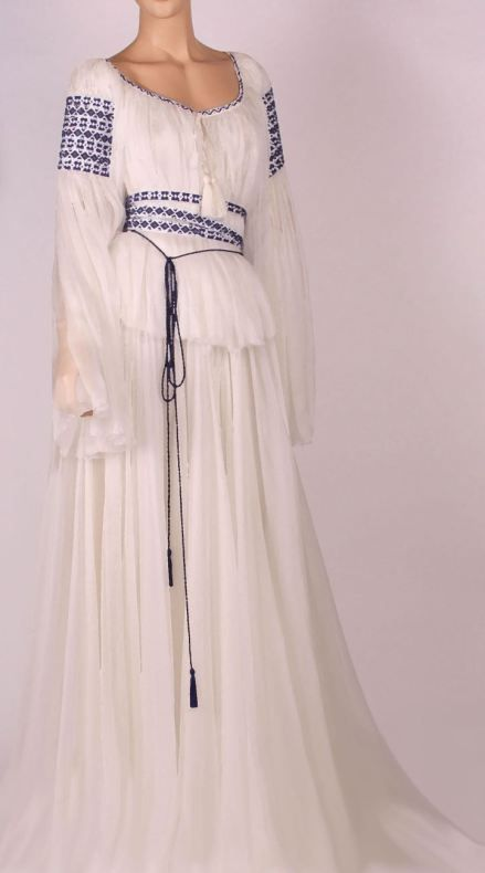 Romanian traditional dress