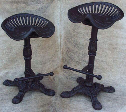 Tractor seat Counter barstools Furniture Accessories : old tractor seats bar stools - islam-shia.org