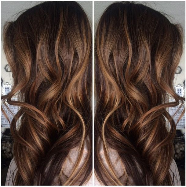 Isabella Salon and Spa - New Hair Trend: Ecaille,Tortoise Shell Hair Color Technique.