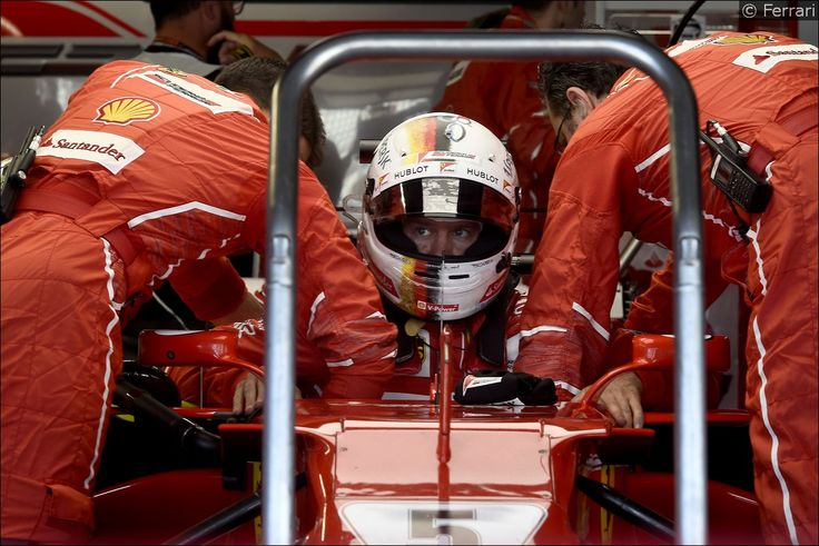 Altra reprimenda per Vettel, più vicino alla penalità