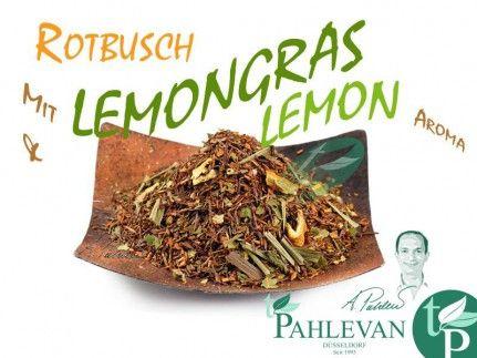 Tee Pahlevan Rotbuschtee cooler lemon