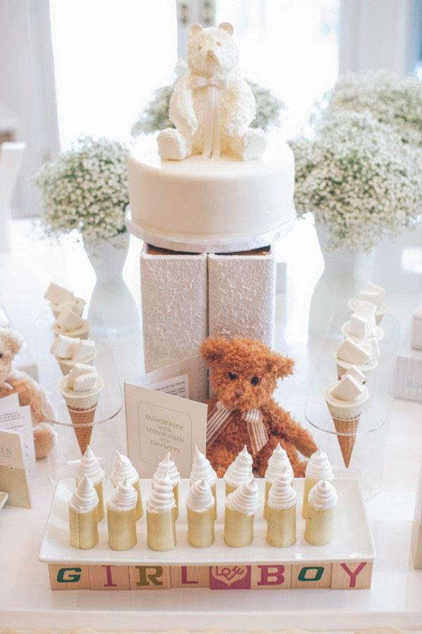 SMP at Home: Baby Shower by MIMMO & CO + Sweet Ensemble | Style Me Pretty