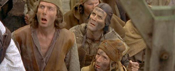 Eric idle john cleese and michael palin quot the holy grail quot