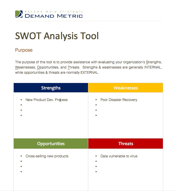 10 Benefits and Limitations of SWOT Analysis You Should Know About