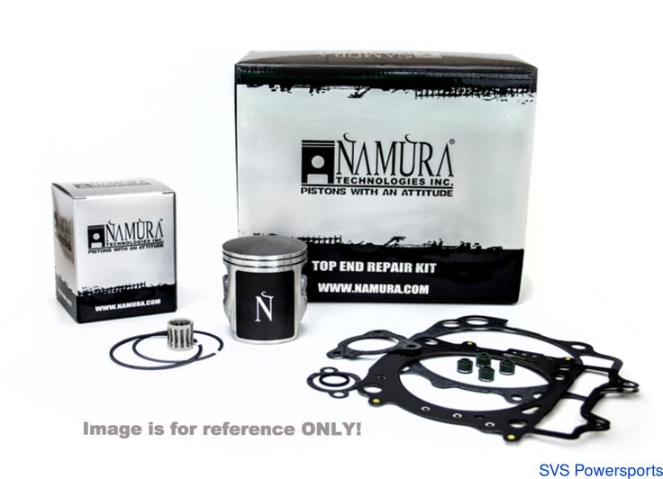 Namura NX-70004-BK Top-End Rebuild Kit for 2003-12 KTM 85 SX / 85 XC - 46.96mm