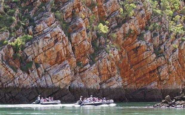 Cruising The Kimberley, Australia's wilderness by boat - Telegraph UK