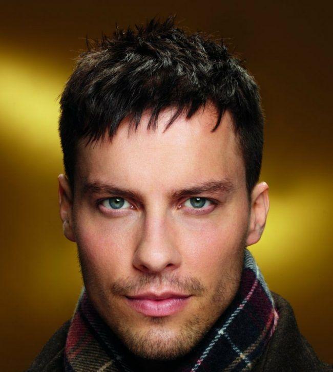 Kurzhaarfrisur für Männer - 50 trendige Ideen fürs Haarstyling
