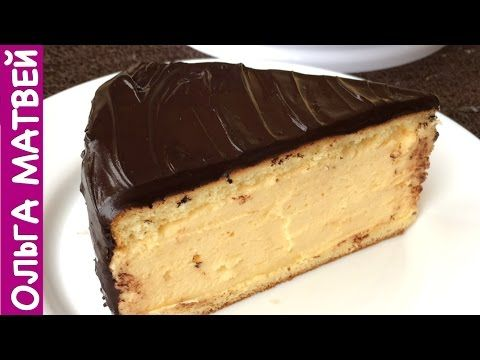 """Торт """"Птичье Молоко"""" - (Семейный Пошаговый Рецепт) Bird's Milk Cake - YouTube"""