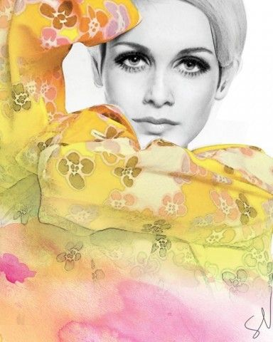 18 best Fashion Art images on Pinterest   Fashion drawings, Fashion ...