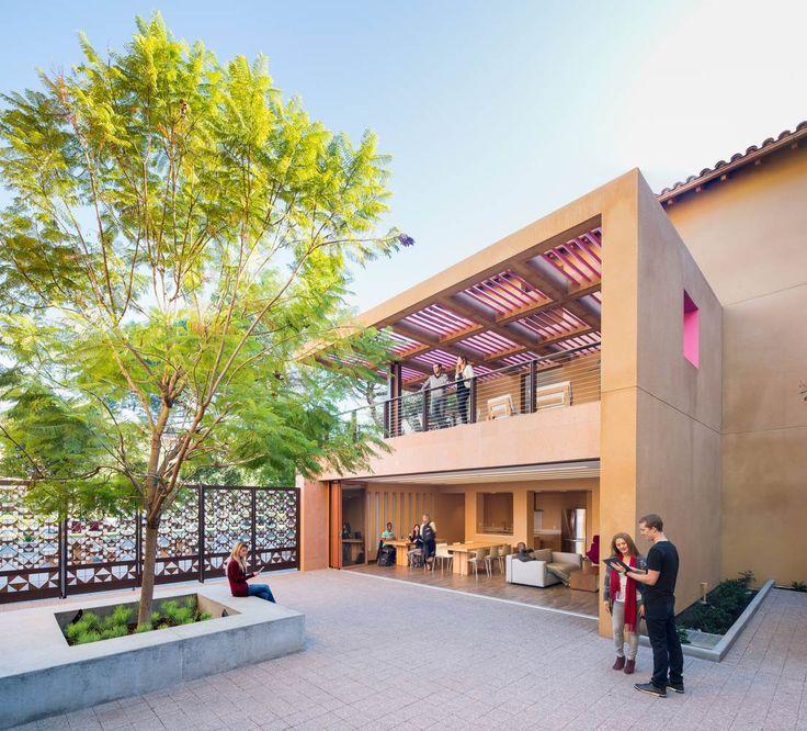 Galeria de Residências Highland Hall na Universidade Stanford / LEGORRETA - 9