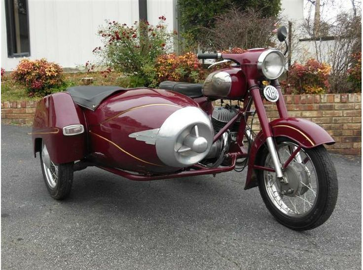 1970 Jawa CZ 350