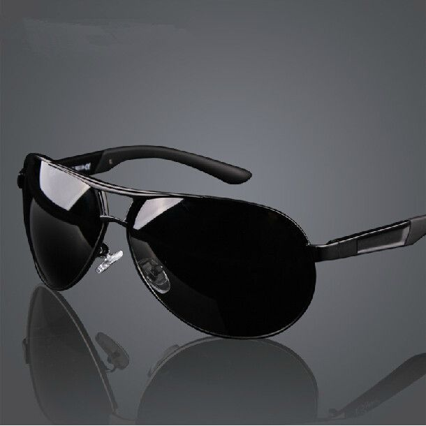 80%off , classisc men sunglasses 2014 Men Polarized coating Sunglasses Male Driving Aviator Mirrors UV400 Eyewear Sun Glasses for Men with Case Box