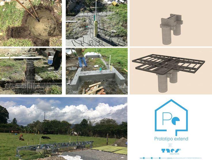 Proceso Estructural _ Fundaciones