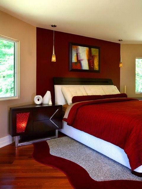Modern Bedroom Red 96 best bedroom pendant lighting images on pinterest | glass