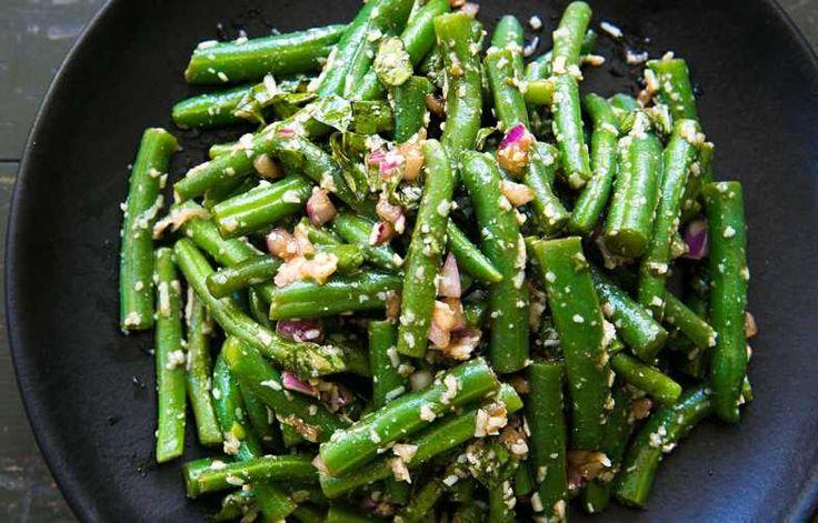 Groene bonen salade - vers, fris en vol van smaak! - B(e)Great