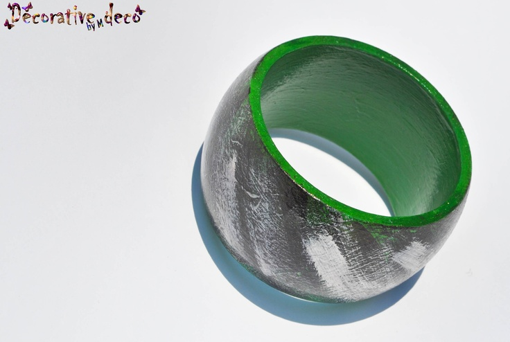 Bracelet - Green Torment