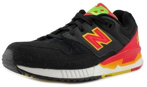 New Balance M530 Men US 11 Black Sneakers
