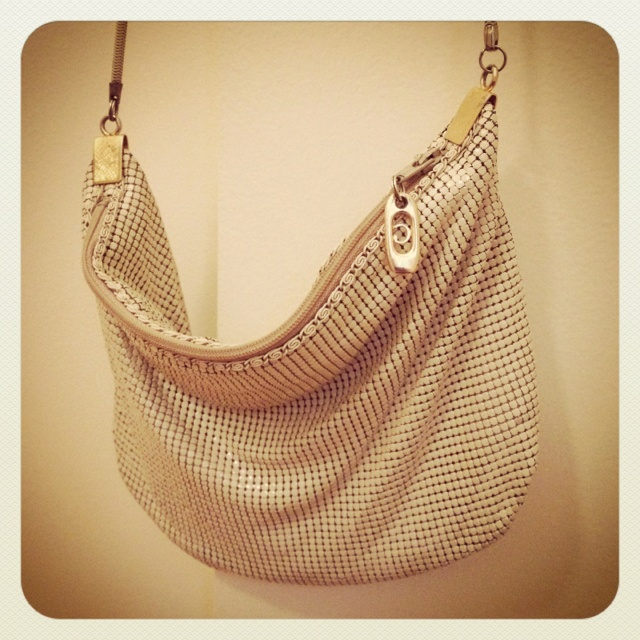 One of my fave Glomesh bags