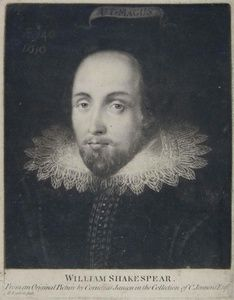 William Shakespear. | Sanders of Oxford