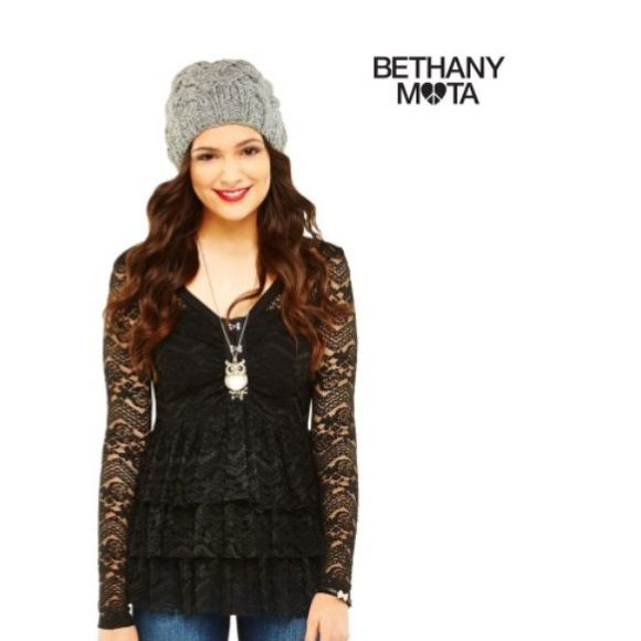 Aeropostal by Bethany mota nwt very chick and nice top Aeropostale Tops Blouses