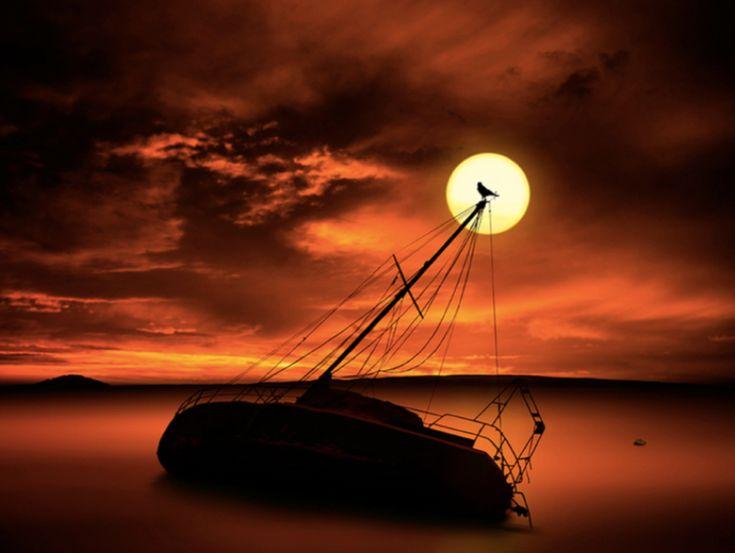 Shipwreck narrative story starter