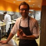 Patrice Demers, Montreal's top Pastry Chef.