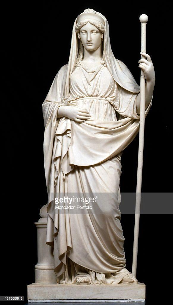 Vesta Goddess Statue
