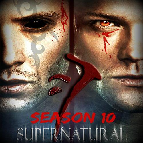 Supernatural+-+Season+10+-+Poster