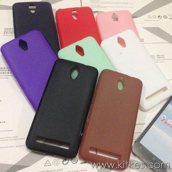 Matte Solid TPU Case Asus Zenfone C - Rp 50.000 - kitkes.com