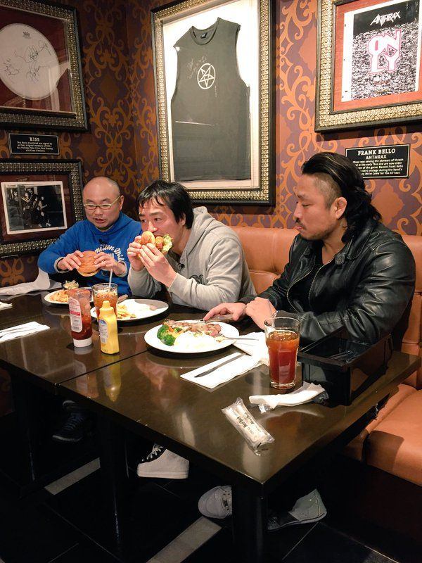 """新日本プロレス大作戦DXさんはTwitterを使っています: """"本日の新日本プロレス大作戦DX#69は「69で行こうぜ!大作戦」をお送りします。#69と言う事で田口選手が登場!そして同期の後藤選手を元気づけます。 #njpw #samuraitv https://t.co/5oAZClY3Sg"""""""