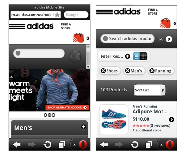 24 best images about mobile e commerce design layouts on for E commerce mobili