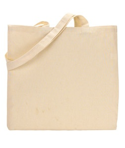 Wholesale Blank 115 Gemline Economy Tote | Buy in Bulk