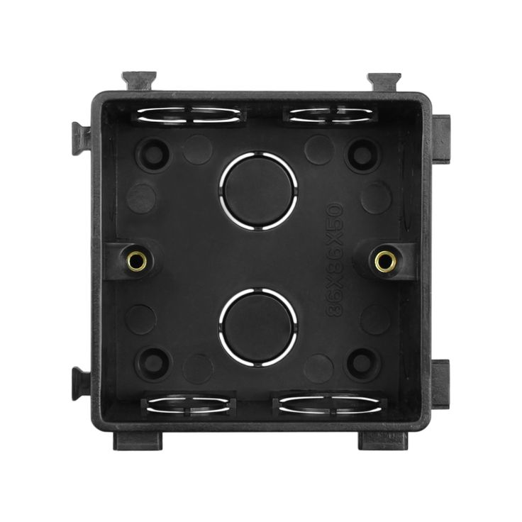 >> Click to Buy << OKUT switch socket   N86-906 cartridge 86 -type high- strength junction box switch socket concealed conjoined bottom box #Affiliate