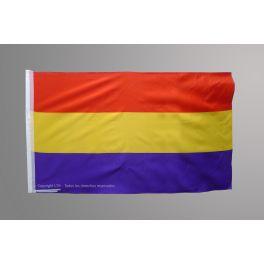 Bandera Republicana Económica (Tamaño Grande)