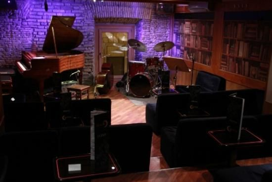 Gregory's jazz club