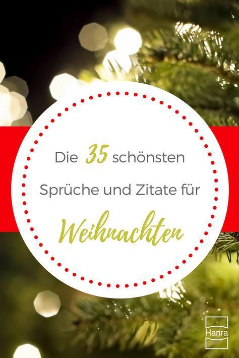 35 schöne und besinnliche Sprüche für die Weihnachtskarte findet Ihr im Grußkartenblog unter blog.hanra.de #weihnachten #weihnachtskarten #weihnachtskarten2017