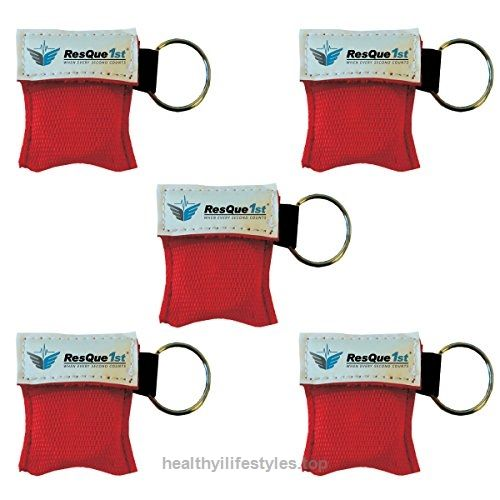 ResQue1st CPR Mask Key Chain Kit (5-pack) – One-way Valve and Face Mask Check It Out Now     $19.95      Saves lives with CPR without putting yourself at risk of infection.   This is a multi-pack of CPR Mask Key Chain  ..  http://www.healthyilifestyles.top/2017/03/31/resque1st-cpr-mask-key-chain-kit-5-pack-one-way-valve-and-face-mask-2/