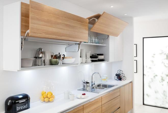 Znalezione Obrazy Dla Zapytania Wizualizacje Kuchni Z Salonem 20m Pomysly Do Dekoracji Domu Szafka Kuchenna Meble Do Domu