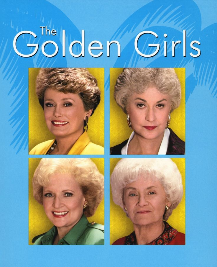 Las chicas de oro - The golden girls (Serie TV) 1985