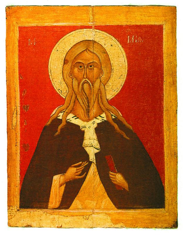 Начало XV в.  Илья Пророк..