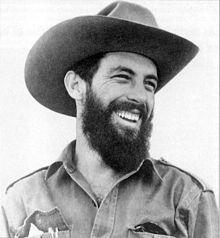 Camilo Cienfuegos. Revolucionario cubano.